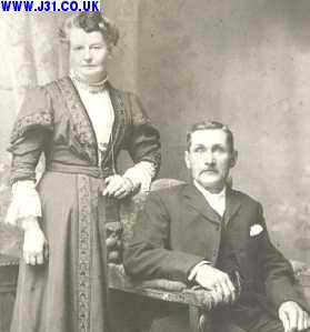 Joseph and Mary Booth